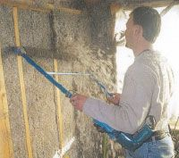 Working with insulation