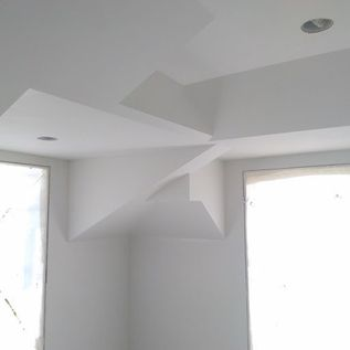 drywall finished corner